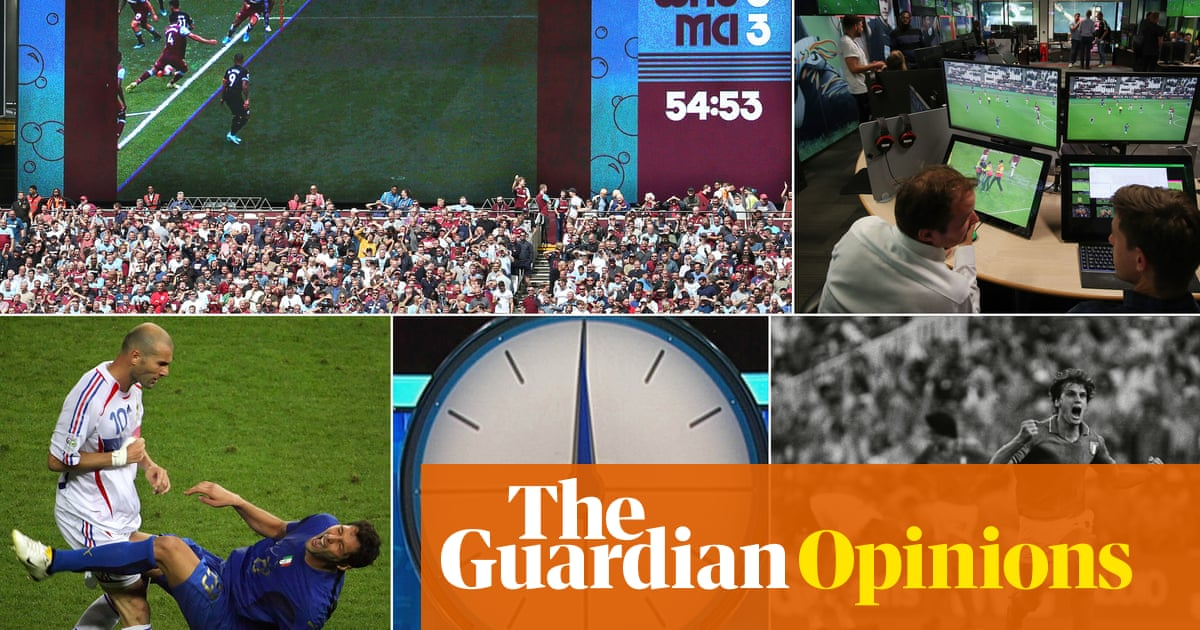 VAR needs to work faster and better but is proving to be a joy with jeopardy | Max Rushden