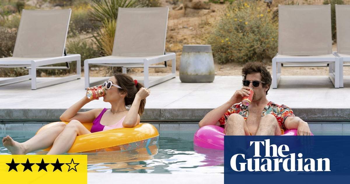 Palm Springs review – amusing time-loop romance is back …again