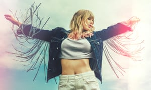 'ME! amplifies the happily uncool persona that endears her to fans' ... Taylor Swift.