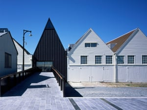 Command of the Oceans, on the Stirling Prize shortlist