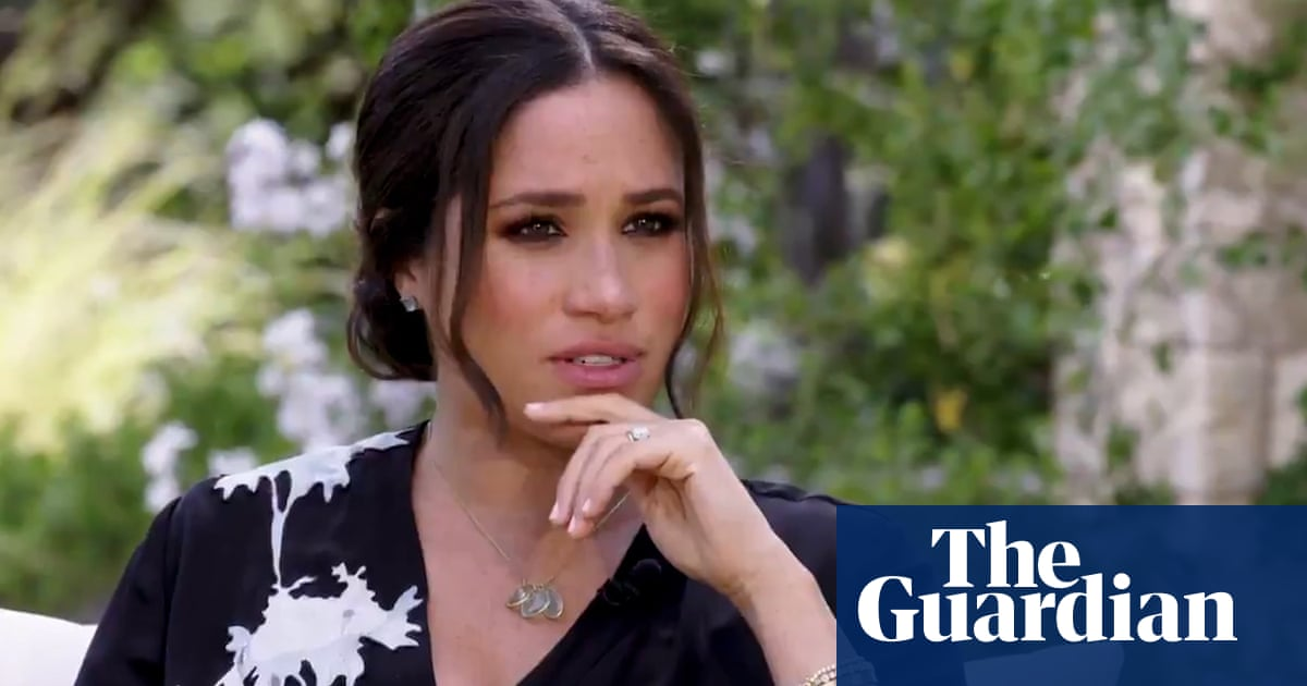 Meghan's Oprah trailer signals no-holds-barred take on 'the firm'