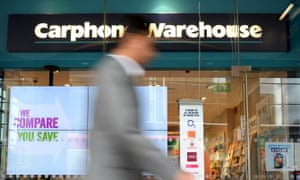 Carphone Warehouse discovered the breach on Wednesday but did not reveal details of the hack until Saturday.