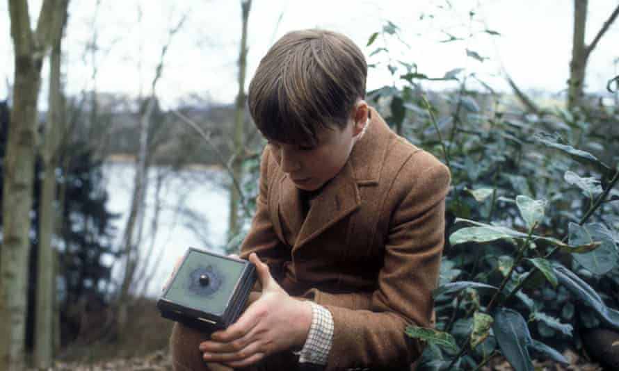 Devin Stanfield as Kay in the BBC's 1984 adaptation of The Box of Delights.