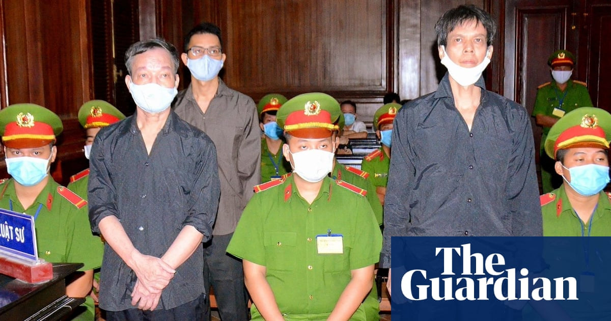 Vietnam journalists who criticised government jailed for spreading propaganda