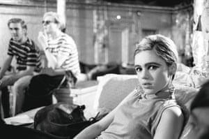 Chuck Wein, Warhol and Edie Sedgwick