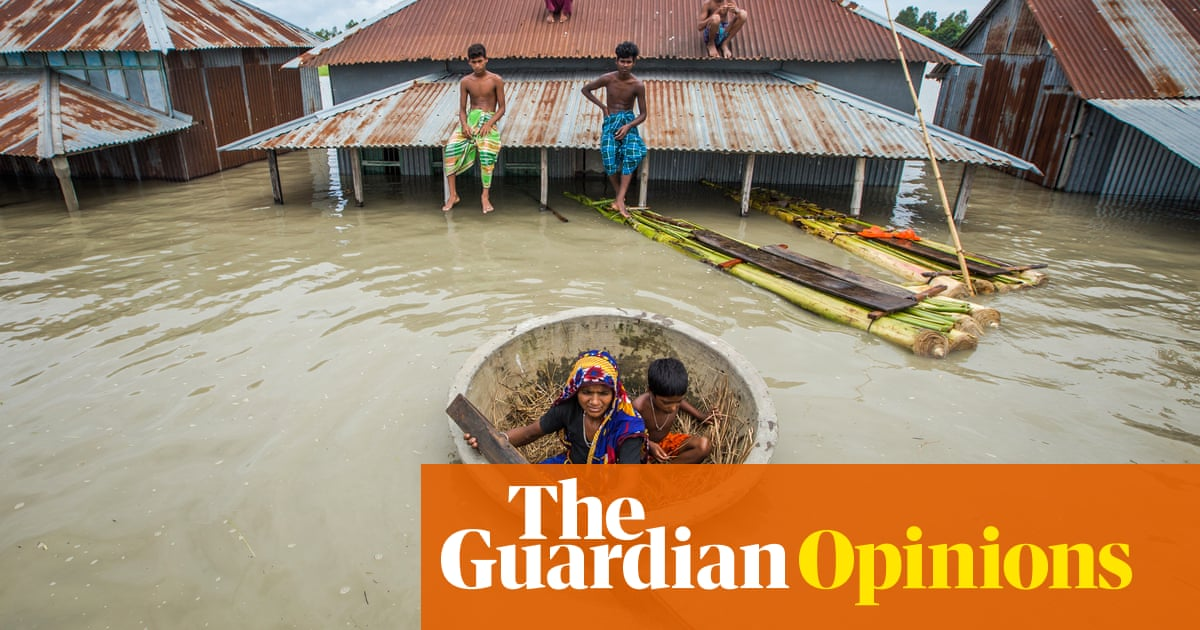 The climate crisis is destroying the human rights of those least responsible for it