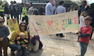Some 2000 people are expected at the Bristol leg of the March for Science