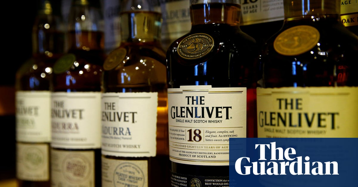 Whisky a go go: US to drop tariffs on UK exports including scotch