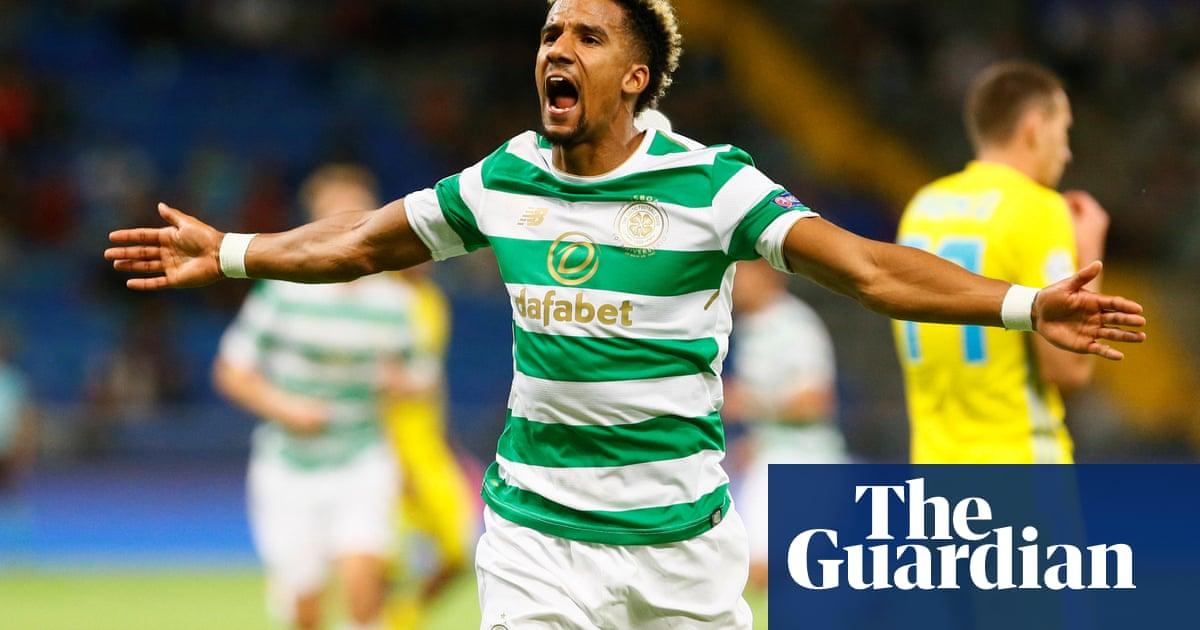 b4951d225 Celtic reach Champions League group stage despite Astana defeat ...