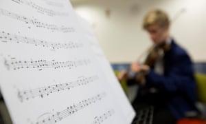 A musical education.