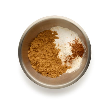 Light muscovado sugar provides a caramel sweetness that goes well with the nutmeg and cinnamon nutmeg