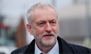Jeremy Corbyn: unlikely praise from the Times