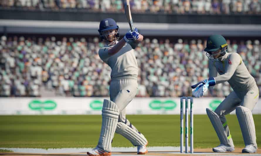 Thwack! … Jonny Bairstow in Cricket 19