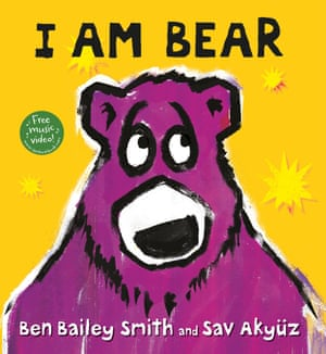 The cover of 'I am Bear'