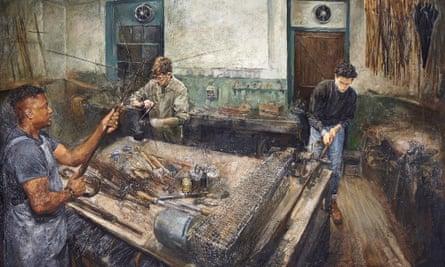 Lewis Hazelwood-Horner's Salt in Tea