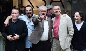 UK band UB40 join the labour leader Jeremy Corbyn to endorse his leadership campaign against Owen Smith