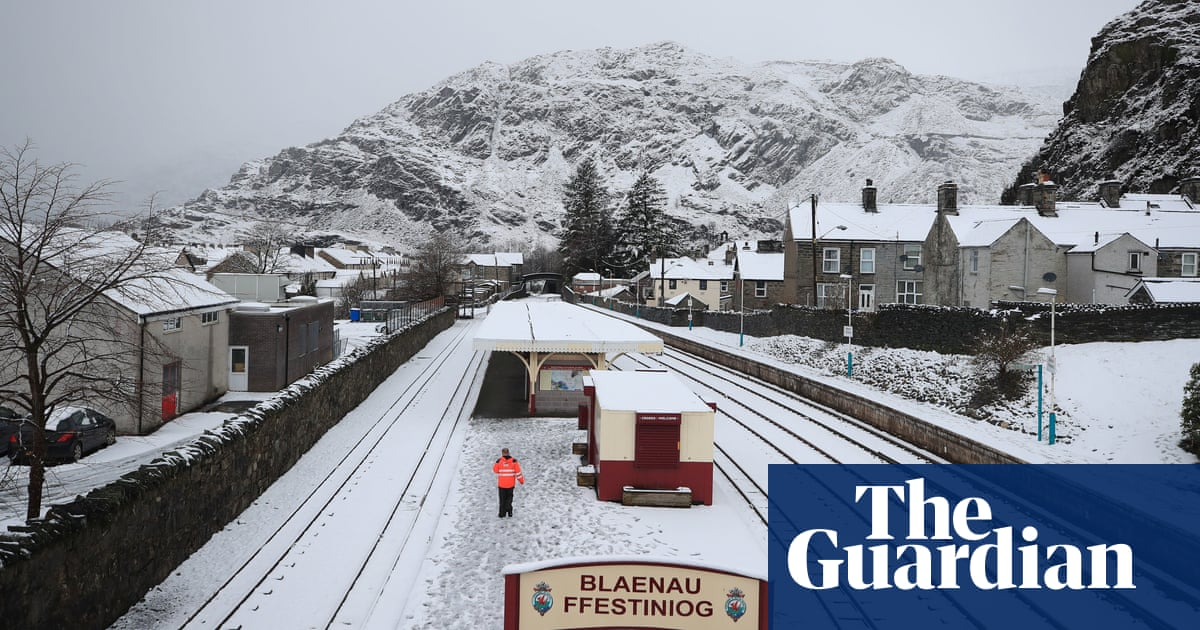 UK weather: coldest night of winter as mercury drops to -11C