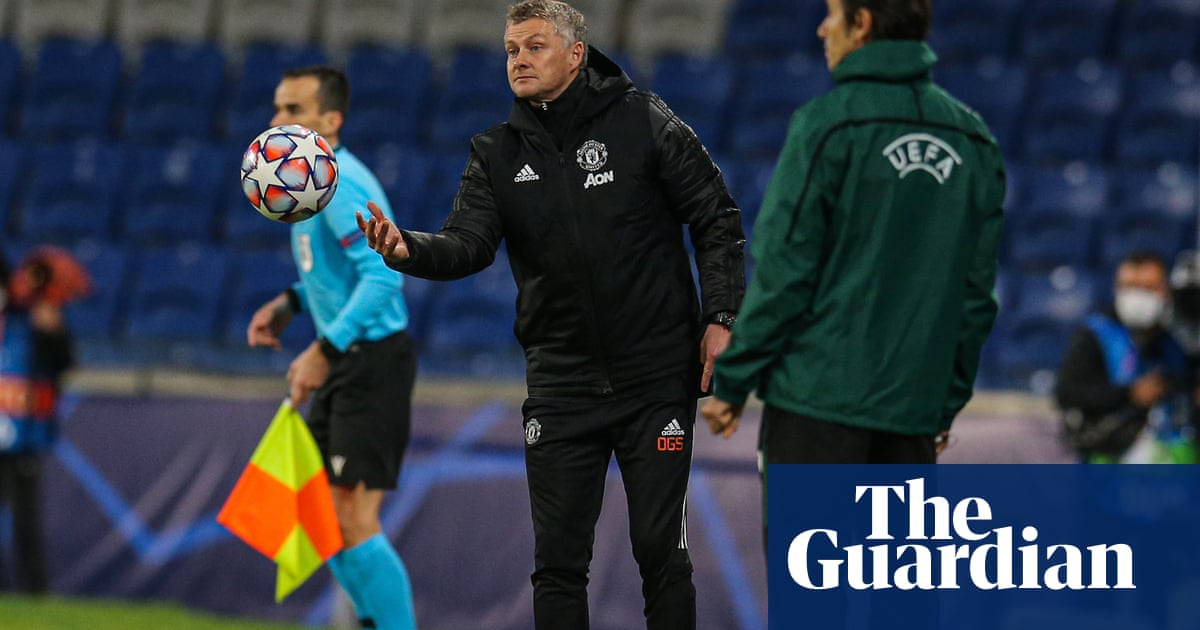 Solskjær: Manchester United need at least 10 points in Champions League