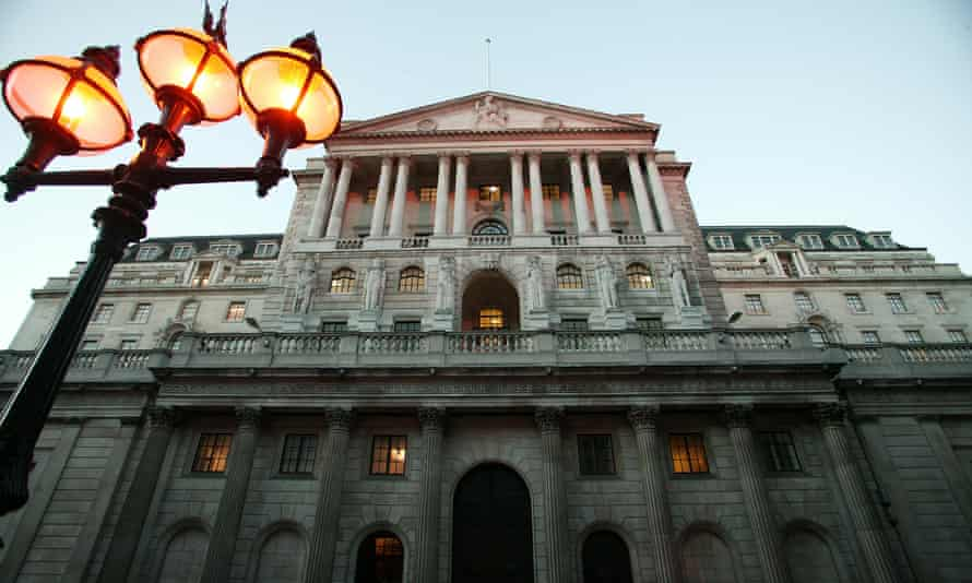 Bank of England, Threadneedle Street