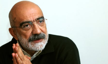 'You can imprison me but you cannot keep me in prison' ... Ahmet Altan.