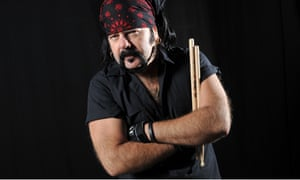 """The Texas-born musician Vinnie Paul had formed Pantera in 1981 with his brother """"Dimebag"""" Darrell Abbott."""