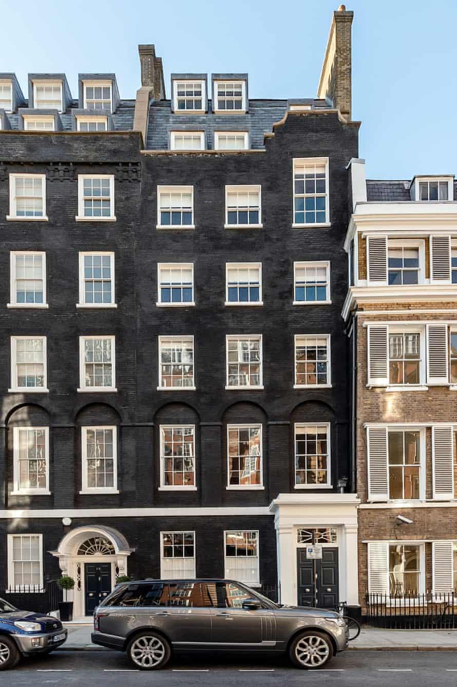 No 26 Old Queen Street.