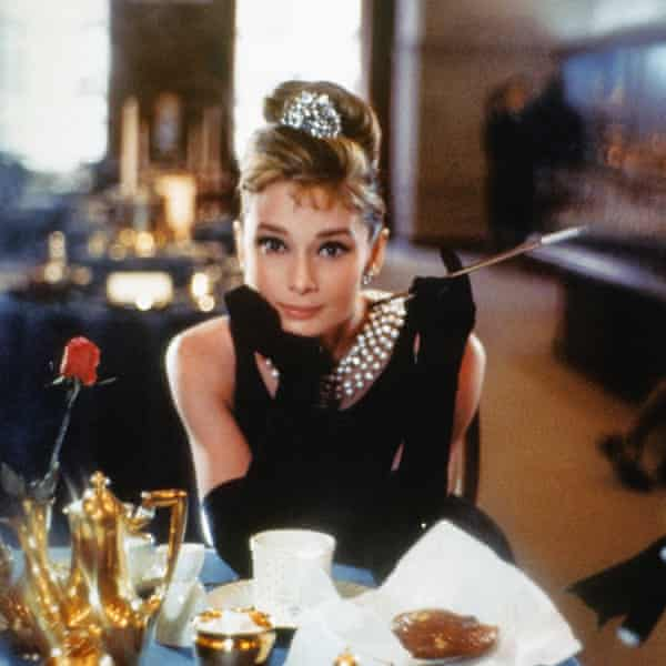 'Women were queuing up to claim they were the inspiration' … Audrey Hepburn as sex worker Holly Golightly in the film of Breakfast At Tiffany's.
