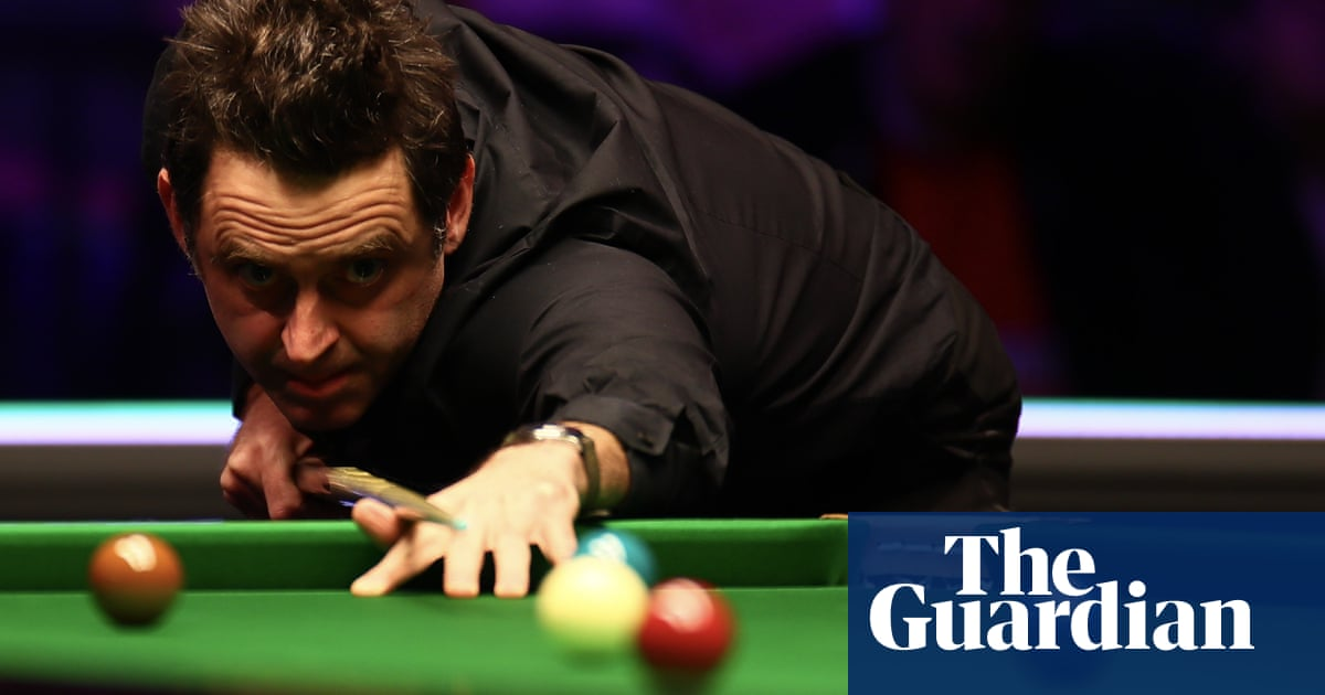 Ronnie OSullivan sees off Ding Junhui and then criticises next generation
