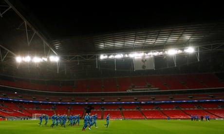 Tottenham Hotspur v Apoel Nicosia: Champions League –live!