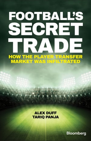 Football's Secret Trade is due to be published on 10 April 2017