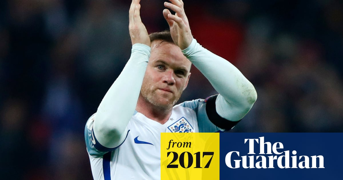27f0c61bae3 Wayne Rooney rules out England return for 2018 World Cup in Russia ...
