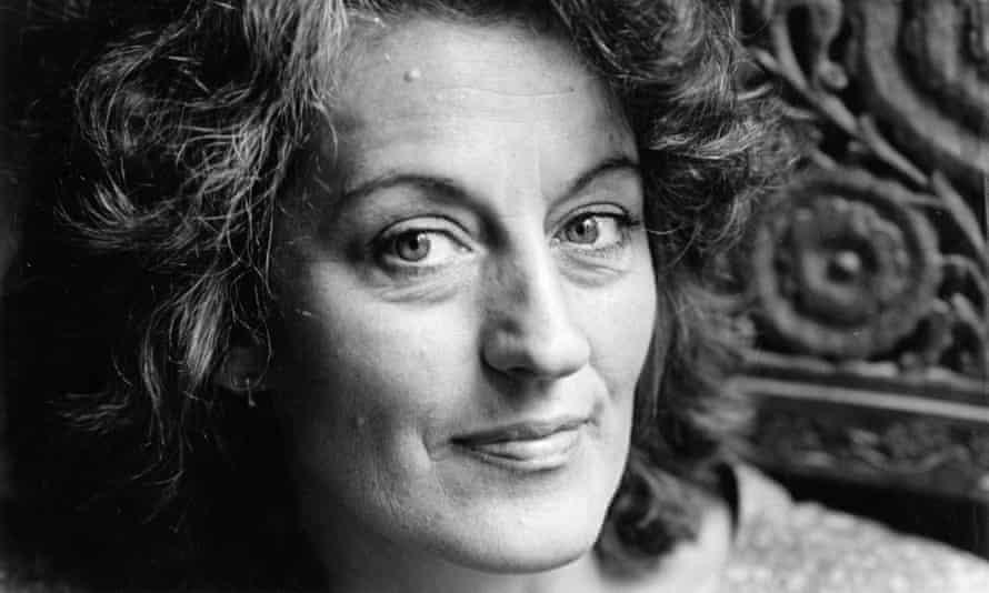 Germaine Greer in 1982