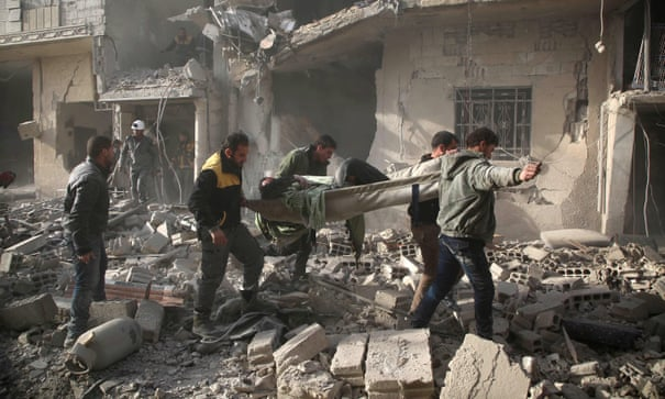 The epic failure of our age: how the west let down Syria