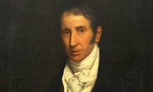 John Constable's A Portrait of a Gentleman