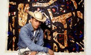 Nick Kamen in London in December 1990
