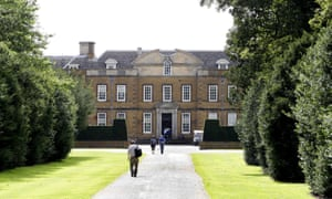 Upton House in Warwickshire was heated and powered by 25,000 litres of oil.