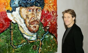 Willem Dafoe: 'I like perfection, I appreciate that. But I'm much better trying to find something, than I am knowing something and executing and explaining it.'