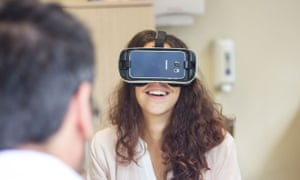 VR tech from Psious is being used to support mental health in the workplace.