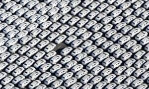 Volkswagen sales drop
