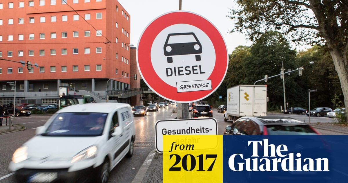 2acd961350 Diesel vehicles will disappear sooner than expected