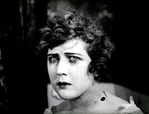 Haunting … Mary MacLaren in Bread (1918) directed by Ida May Park.