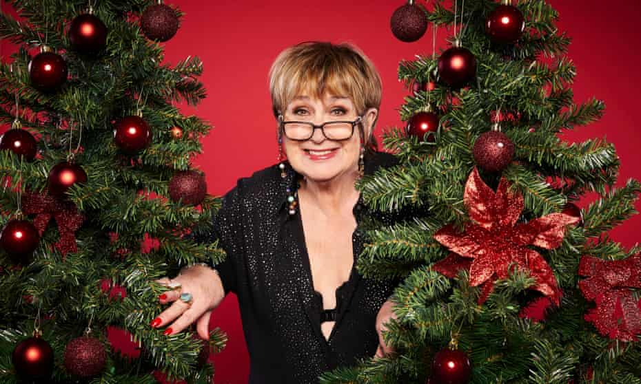 Jenni Murray in ITV's two-parter The Real Full Monty: On Ice.