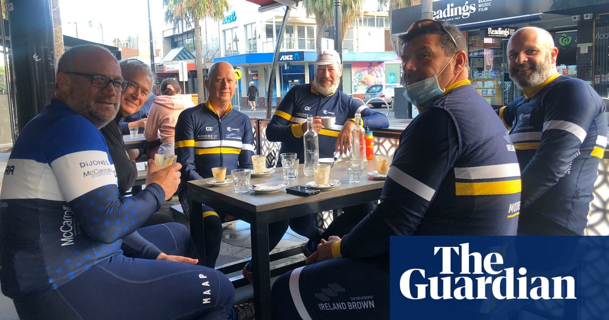 How Melbourne embraced its first day of freedom – starting at the stroke of midnight – The Guardian