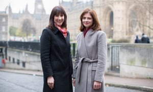 Rachel reeves and Seema Kennedy