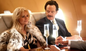 Diane Kruger and Bryan Cranston in The Infiltrator.