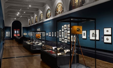 V&A Photography Centre – The Bern and Ronny Schwartz Gallery.