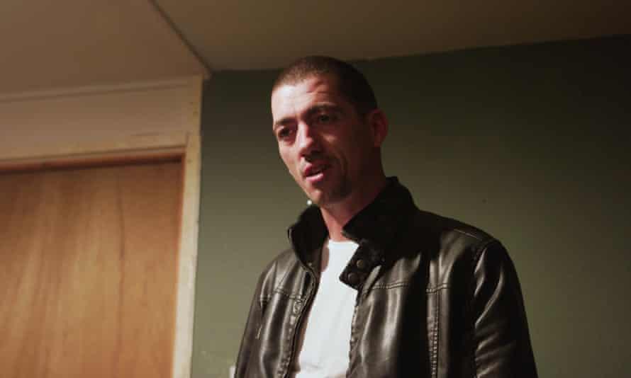 Writer-director Garry Fraser, who also features as drug dealer Buddha.