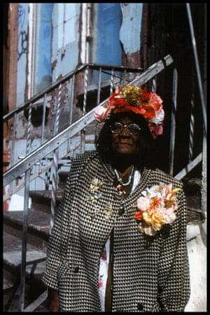 Flower Lady, 1996