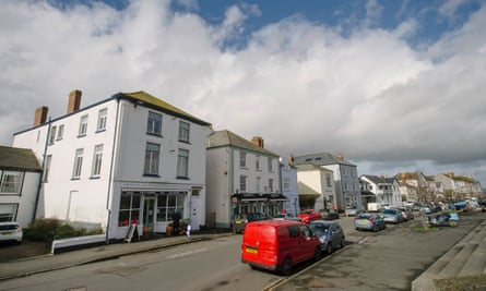 'People are going to feel safe because they will stay in their cars' … Appledore.