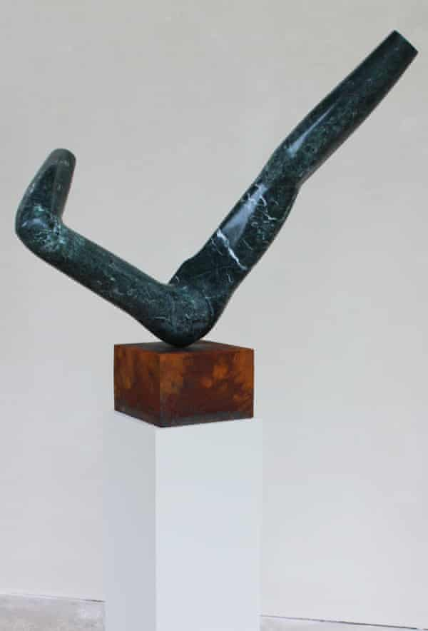 Gary Hume's Sculpture 8